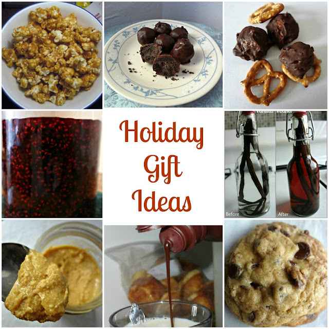 Homemade Holiday Gift Ideas