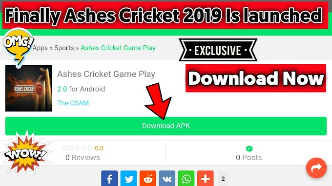 How To Download Ashes Cricket 2019 On Android