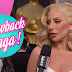"THROWBACK GAGA #3: Lady Gaga devela cuál era su misión con la performance en los ""Oscars 2016"""