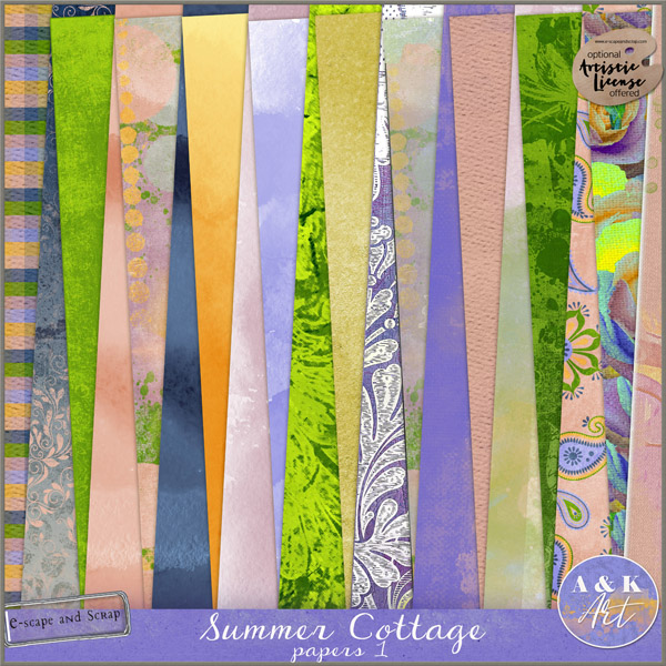 Summer Cottage Papers1