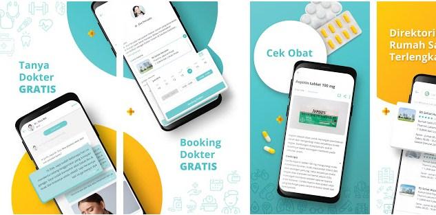 Keunggulan Aplikasi SehatQ.com