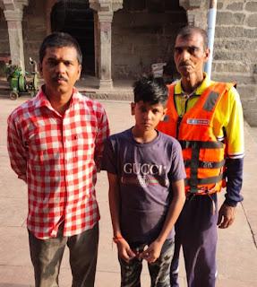 सफलता की कहानी - रामघाट पर डूब रहे 12 वर्षीय बालक को होमगार्ड ने सुरक्षित बचाया