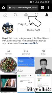 Cara Unggah/Upload Foto Di Instagram Tanpa Crop Tanpa Terpotong Full Size Tanpa Aplikasi Pihak Ketiga Terbaru