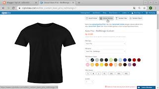 Cara Buat Desain Baju Sendiri Dengan Hp dan Komputer