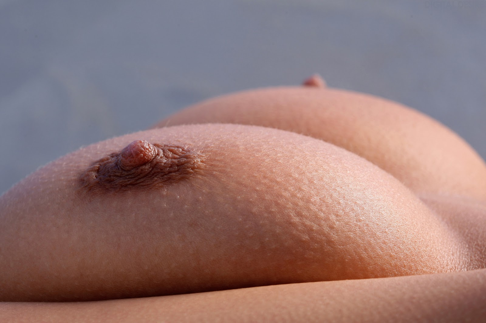naked boob sex close up
