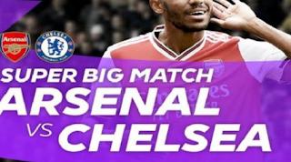 Nonton Bareng Keluarga Chelsea vs Arsenal di Mola TV