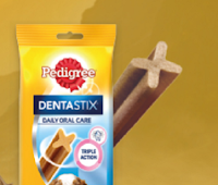 Logo The Insiders : diventa una delle 1250 tester Pedigree Dentastix