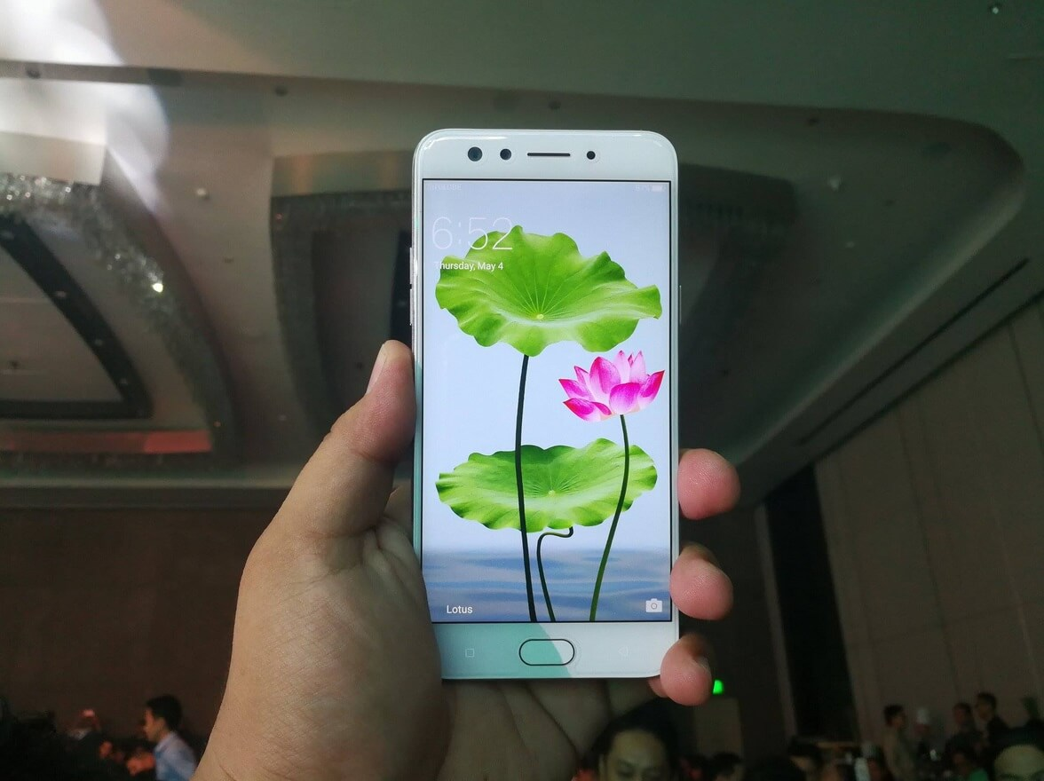 OPPO F3 Lands in PH for Php16,990; Dual Selfie Camera, Octa Core, 4GB RAM, 64GB ROM