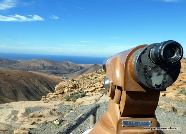 los mejores miradores en Fuerteventura