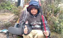 Bocah Asal Sidrap Sang Penakluk Gunung Latimojong