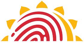 निम्न logo किस सेवा को दर्शाता है? - aadhaar