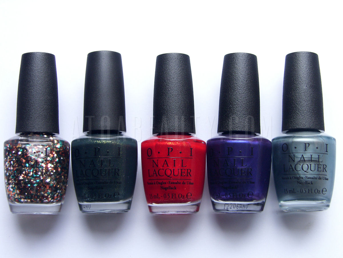 OPI, Skyfall Collection