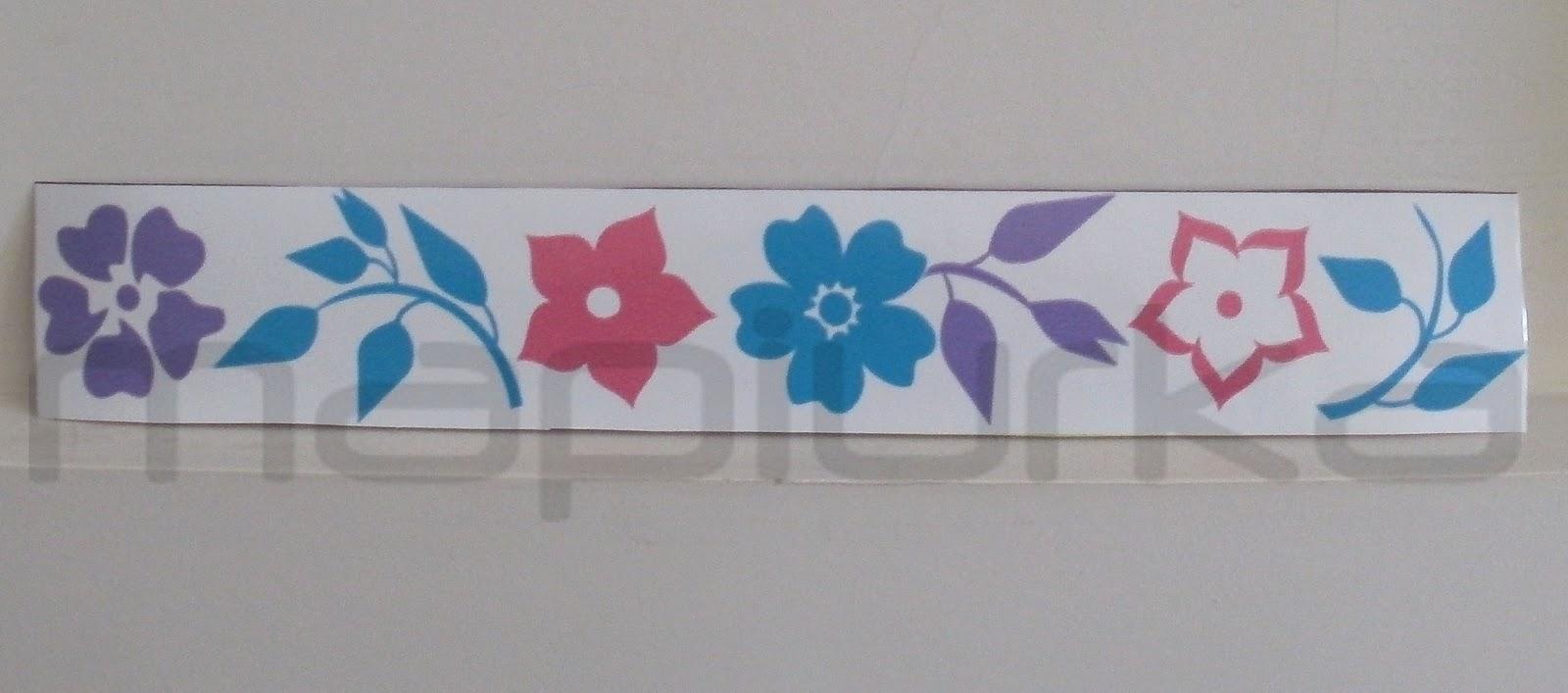 Mapiurka adhesivos decorativos ba guardas autoadhesivas - Placas decorativas para pared interior ...