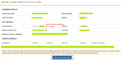 How To Advance Claim or Withdraw EPF Balance Due To COVID19