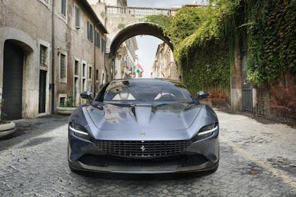 2020 Ferrari Roma Review