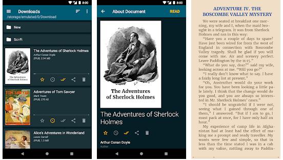 ReadEra – free ebook reader.