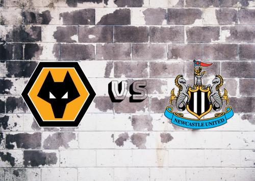 Wolverhampton Wanderers vs Newcastle United  Resumen