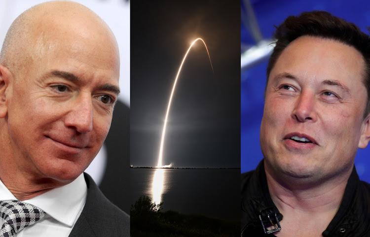 Джефф Безос и Amazon Kuiper против Илона Маска и SpaceX Starlink