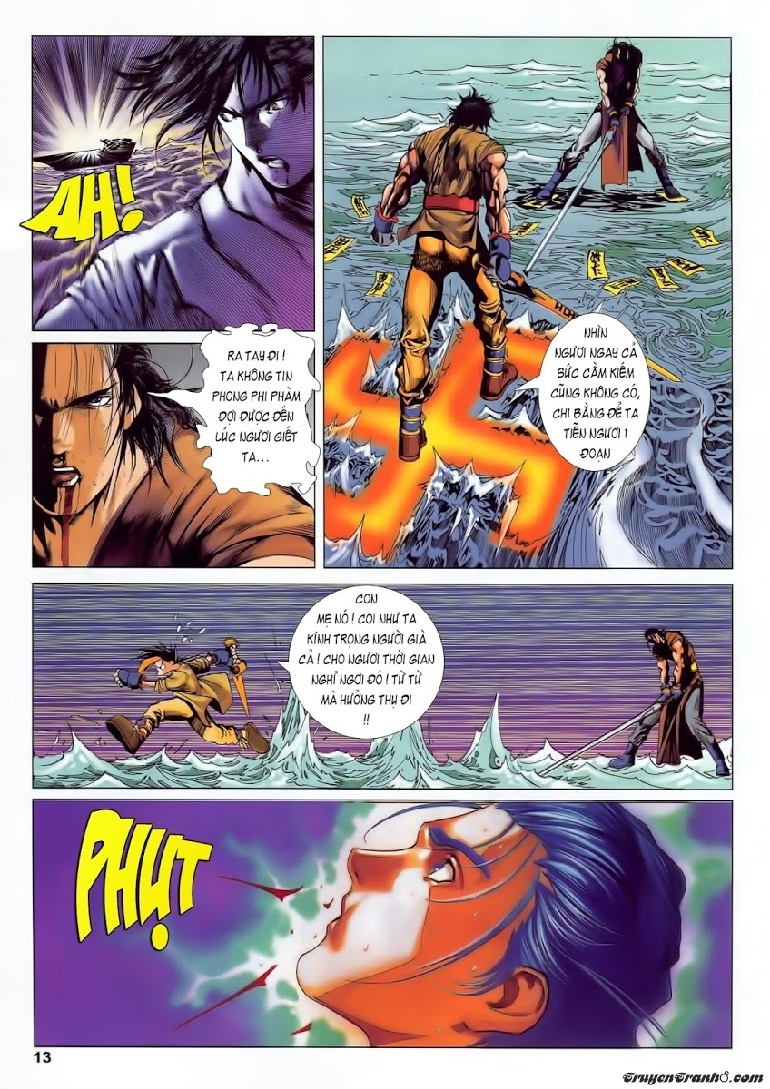 Lục Đạo Thiên Thư chap 19 - Trang 13