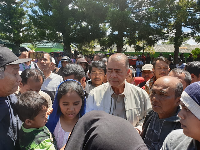 Puji Wagub Sumbar Datang ke Wamena, Tokoh Papua Sindir Presiden Jokowi