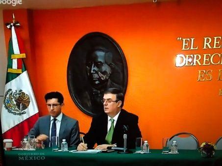 México estima en 80 por ciento las posibilidades de alcanzar un acuerdo con EE.UU.
