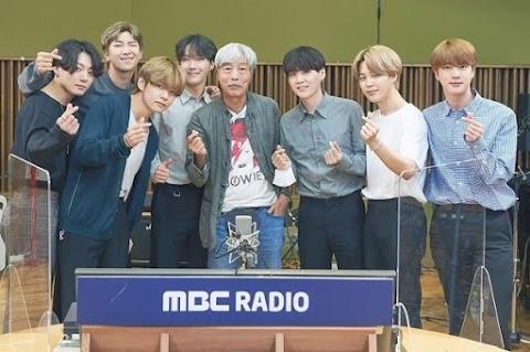 BTS DI RADIO MBC 4UFM PART I