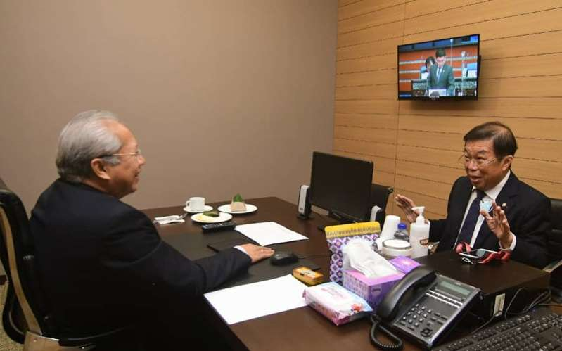 Pengerusi DAP minta maaf pada Annuar Musa atas isu jual tanah DBKL
