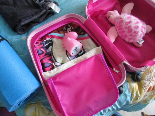 acheter une valise pour fille