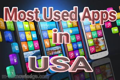 أكثر التطبيقات إستخداما في أمريكا في 2021 !