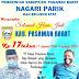 Wali Nagari Parik dan Seluruh Staf Mengucapkan Selamat HUT Pasbar Ke-17
