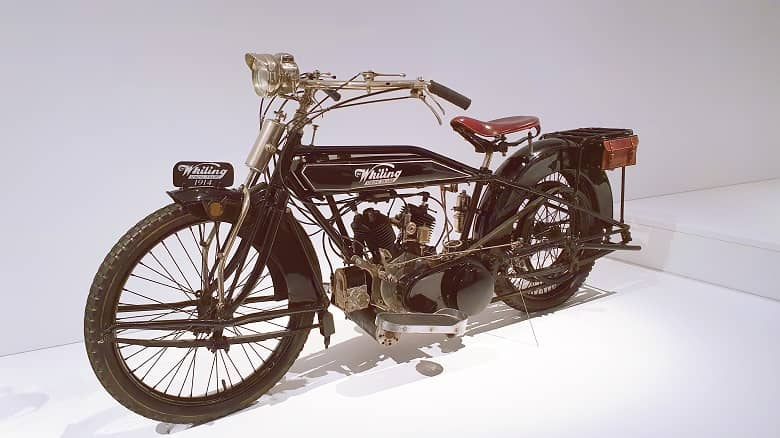 The Motorcycle Exhibition at Gallery of Modern Art, Brisbane