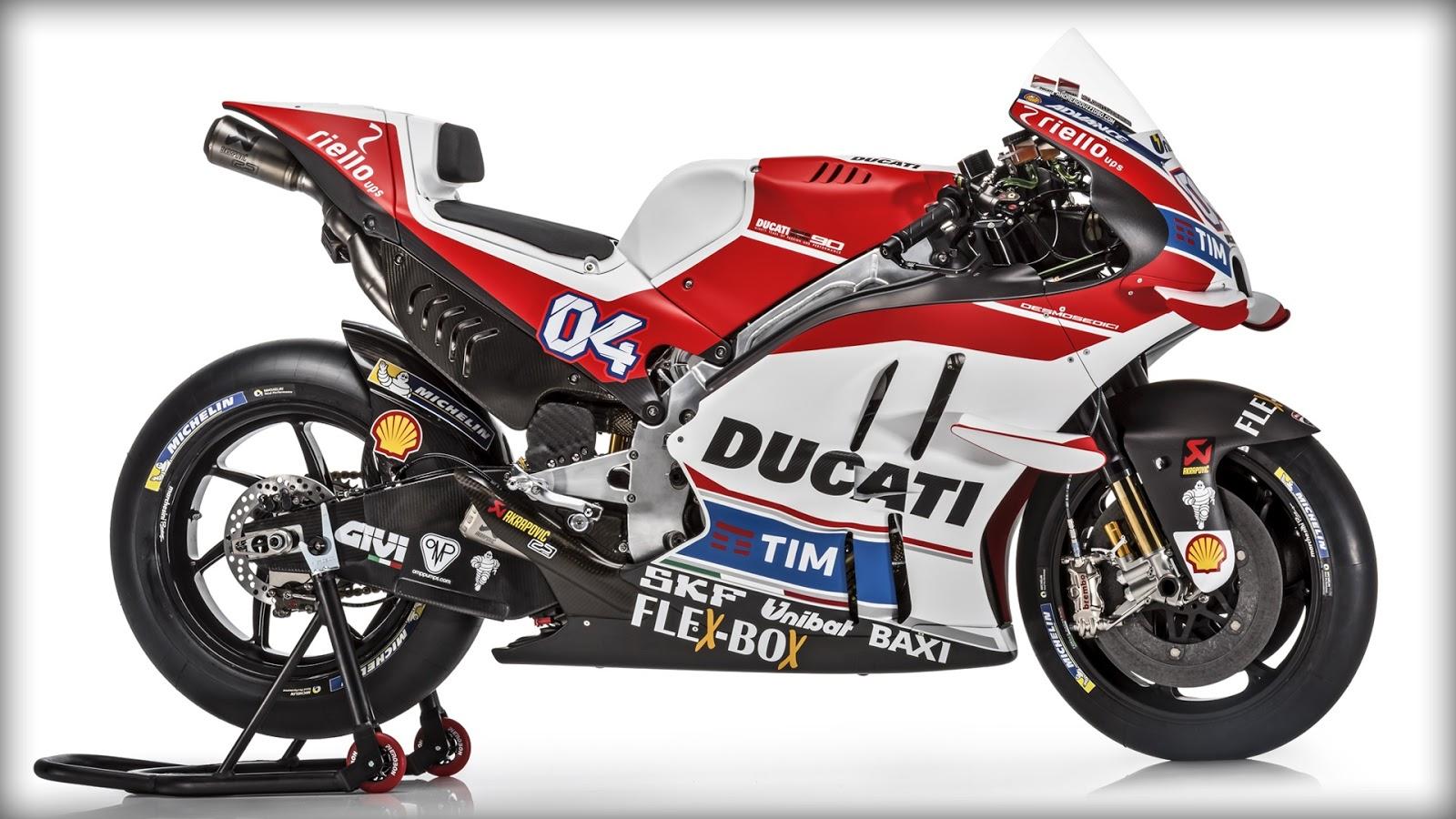 Gambar Motor Sport Ducati Terbaru