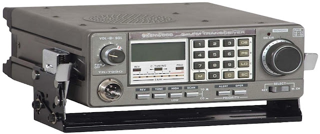 Kenwood TR-7930 Amateur Radio Transceiver