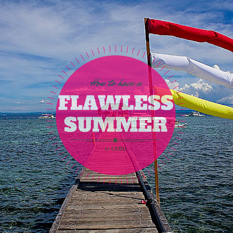 flawless summer in cebu