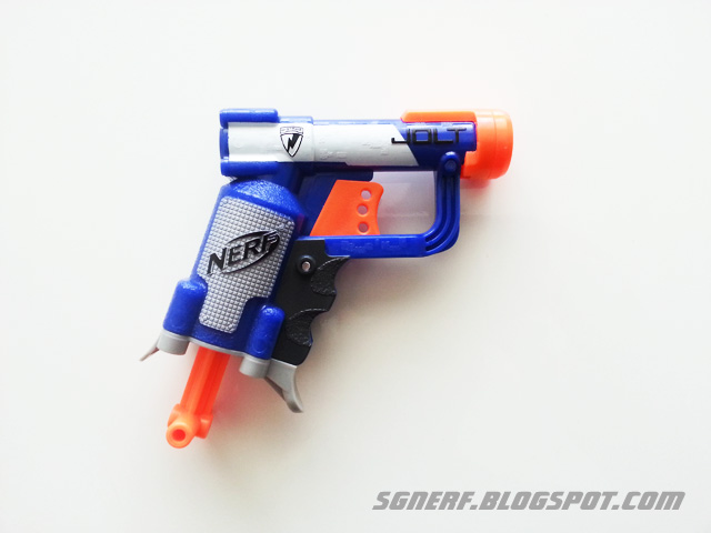 SG Nerf acquires Blue N-Strike Jolt (Photos)