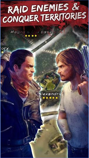 Game Walking Dead Road to Survival V3.1.0.42793 Hack MOD Apk