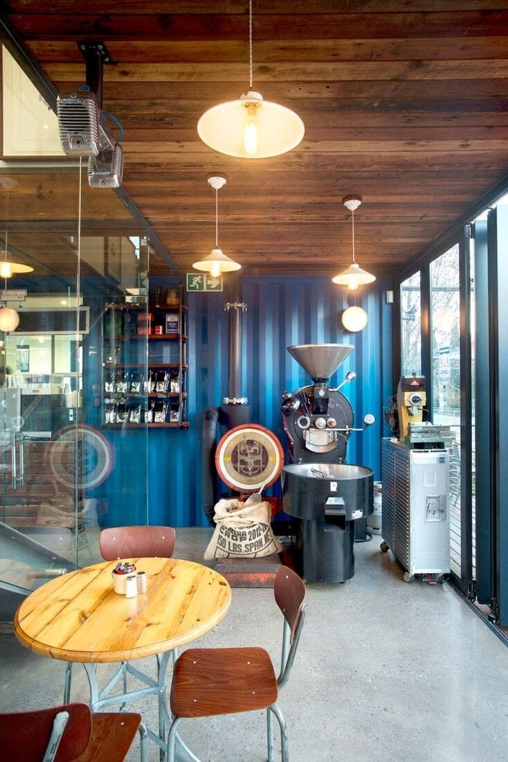 08-Coffee-Preparation-Machinery-Earthworld-Architects-Sustainable-Architecture-Shipping-Containers-Coffee-Shop-www-designstack-co