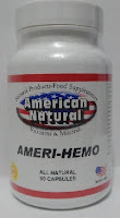 ameri-hemo, treatment for hemorrhoids