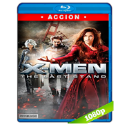 X-Men 3: La batalla final (2006) BDRip 1080p Audio Dual Latino-Ingles