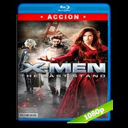 X-Men 3: La batalla final (2006) BDRip 1080p Audio Dual Latino-Ingles