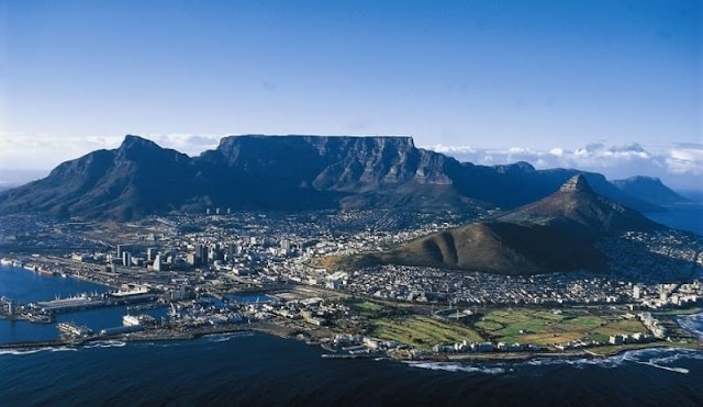 Table Mountain - Wonders of South Africa
