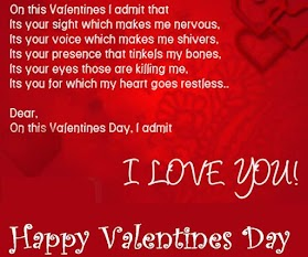happy valentines day sms text messages for husband wife - Happy Valentines Day Text Message
