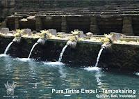 Salika Travel : Bali Tour Package - Pura Tirta Empul