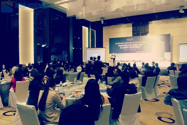 Sự kiện mở bán Luxury Apartment Đà Nẵng