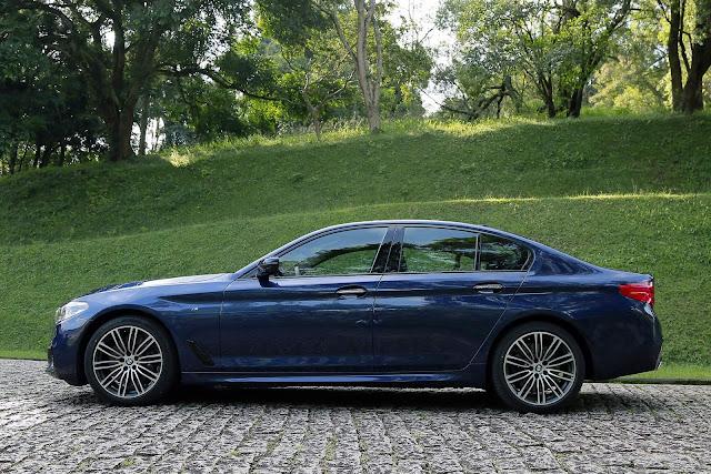 Novo BMW Série 5 2018