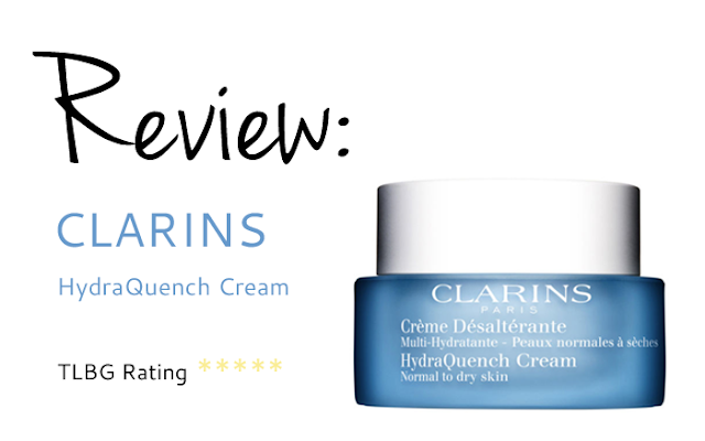 Review: Clarins HydraQuench Cream