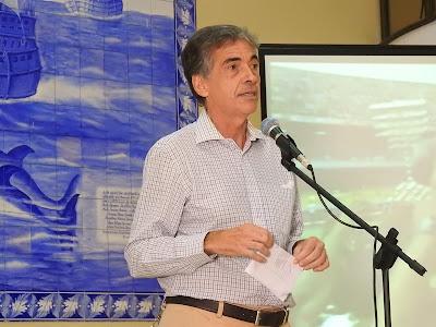 Luis Manuel Fernandes confirma que será candidato à presidência do Vasco da Gama