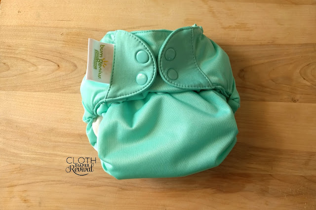 bumGenius Elemental Cloth Diaper Revival