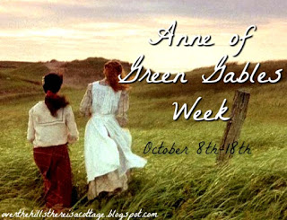 Anne of Green Gables Week