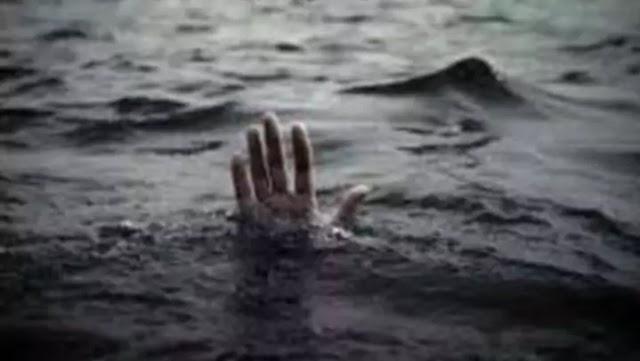 नहाने के दौरान नदी में 8 युवक डूबे, 5 की मौत 2 की तलाश जारी